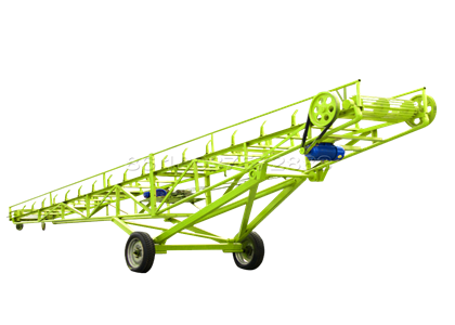 Fertilizer Conveying Machine