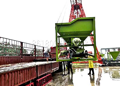 ShunXin rotary fertilizer screen equipment