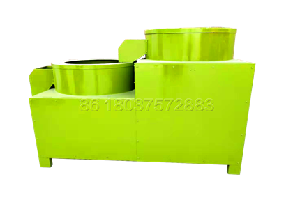 fertilizer granules polishing machine