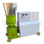 Powder Granulator Machine