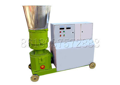 flat die fertilizer granulating equipment