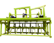 groove type fertilizer composting equipment