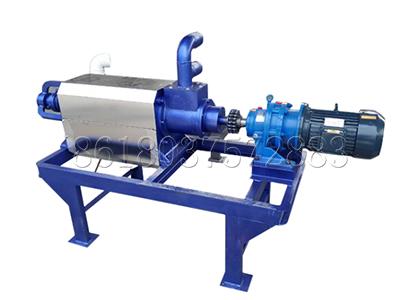 Solid-liquid Separator Machine