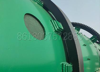 special design for reduce the sticking of fertilizer
