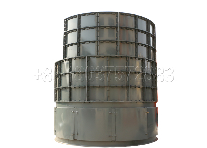 the pot part of large capacity sealed fermentation