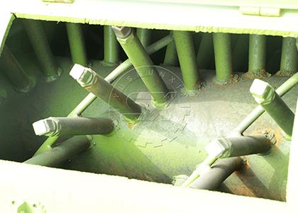 Fertilizer pellet mill componenets