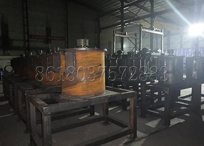 fertilizer equipment in production