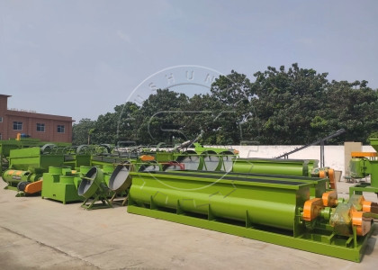 Organic Fertilizer Equipment Made by SX