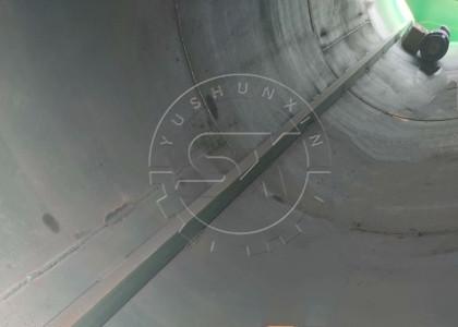 inner design of rotary fertilizer coating equipment