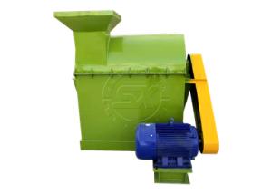 semi-wet fertilizer crusher