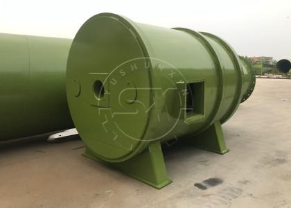 the customized hot blast furnace