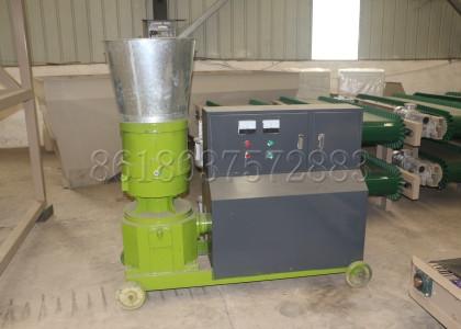 Organic Fertilizer Flat Die Granulator