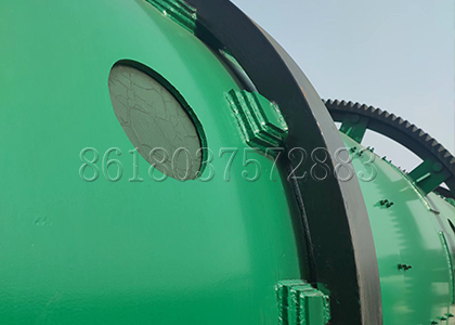 special design for reduce the sticking of fertilizer