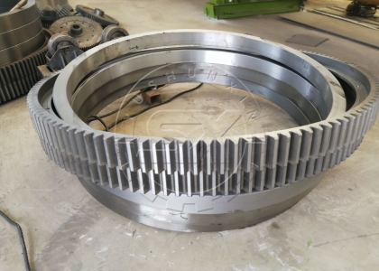 Bearing Circle of Rotary Drum Granulator