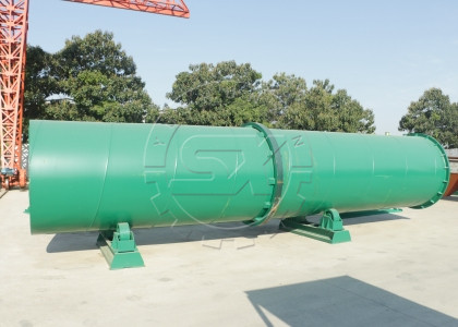 Drying Equipment for Fertilizer Products