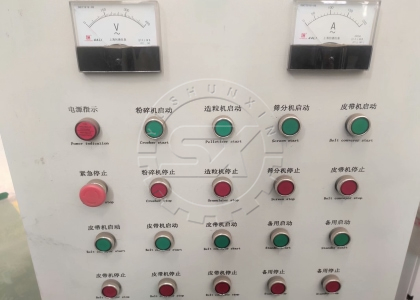 Full Automatic Electric Control Cabinet