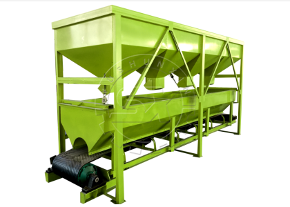 Static Fertilizer Batching Machine