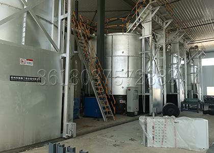 Fermentation Tank in Organic Fertilizer Production Line